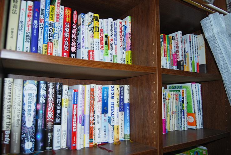 20数年の知識と経験、所蔵数300冊以上の本から得た知識で、あなたの心身をサポート致します